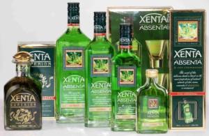Абсент – почему же он зеленый?