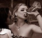 Каково влияние алкоголя на женский организм?
