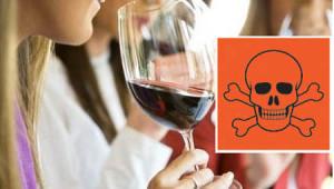 Заболевания, которые может спровоцировать вино