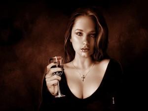 Чем может навредить алкоголь женскому организму?