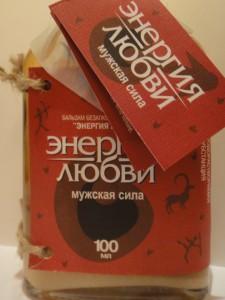 Фото бальзама «Энергия любви» от производителя «Алтайский букет», ircenter.ru