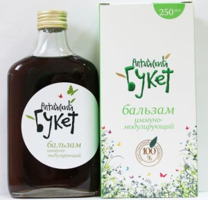 Фото иммуномодулирующего бальзама «Алтайский букет», novex-trade.ru