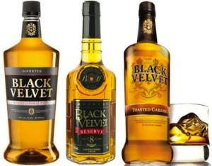 На фото - канадский виски из ржи, prowhisky.com