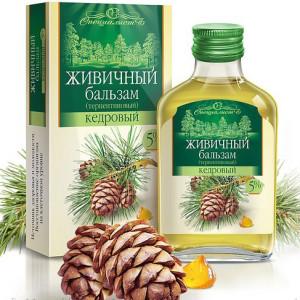 Фото кедрового живичного бальзама, zdorovo-shop.com.ua