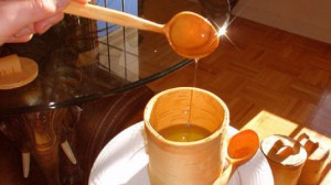 Фото употребления кедрового бальзама, kedrograd.ru