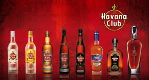 На фото - виды кубинского рома Havana Club, alcostore.com.ua