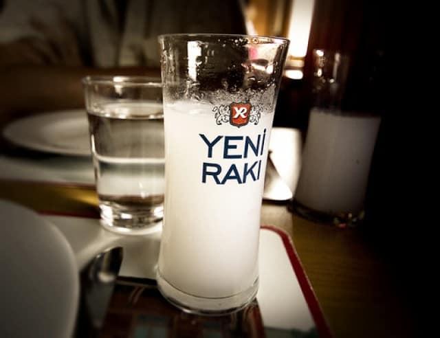 Ракы – с чем и как пить турецкий напиток? Видео | Наливали
