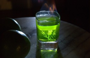 Начало истории популярности «Зеленой феи»