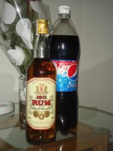 Фото вьетнамского рома Isc Rum, diary.ru