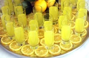Как пить солнечный ликер?