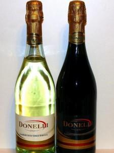 Фото разнообразных вин сорта Ламбруско, otzovik.com