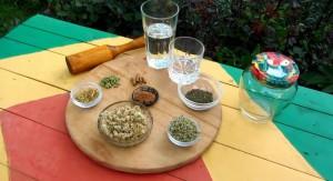 Фото ингредиентов для приготовления вермута в домашних условиях, youtube.com