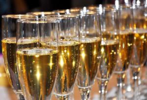 Фото шампанского в бокалах, xcook.info