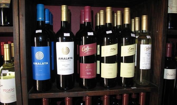 Фото аргентинского вина
