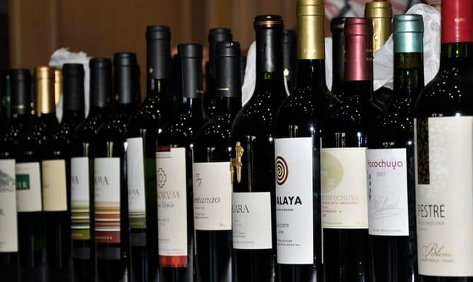 Фото марок аргентинского вина