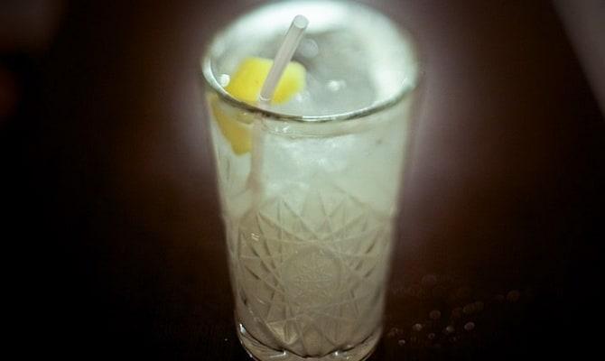 Фото коктейля назвали Джон Коллинз