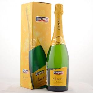 На фото - итальянское вино Проссекко, vinowine.ru