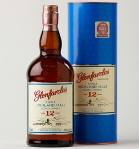 На фото - скотч Glenfarclas 12 Years Old, thewhiskyexchange.com