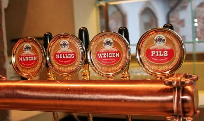 Сорта австрийского пива