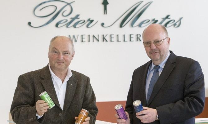 Фото винодельческий холдинг Петер Мертес в Германии
