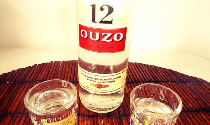 Напиток из древней Византии
