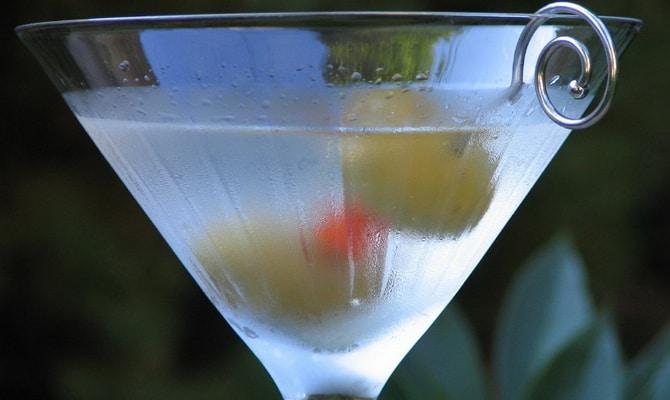 Рецепт коктейля 007