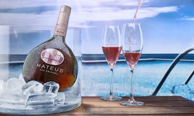 Португальское вино «Матеуш»