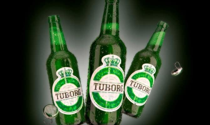 Туборг – пиво, достойное королей