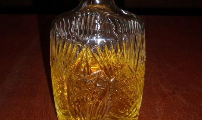 Напиток мандариновая водка