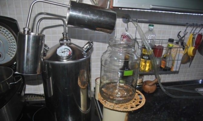 Приготовление ячменного самогона