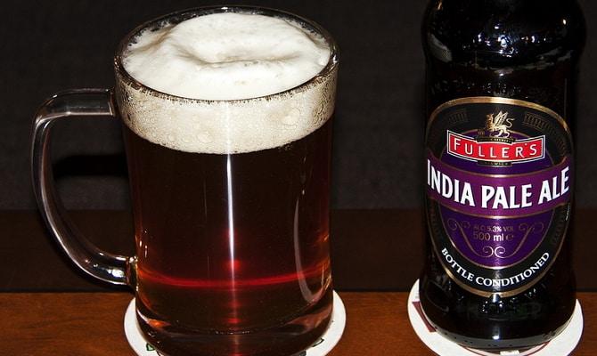 Светлый эль «India Pale Ale»