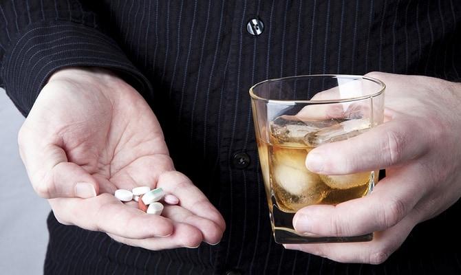 Совместимость антибиотиков и алкоголя