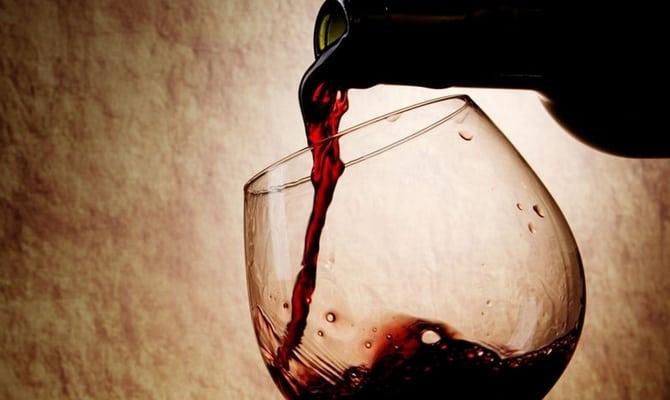 В чем польза красного вина