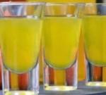 Ликер из мандаринов – лучистое солнце в граненом бокале