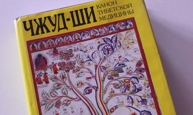 Созданный монахами Тибета трактат Чжудши