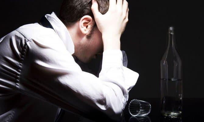 Проблемы полового характера при приеме алкоголя