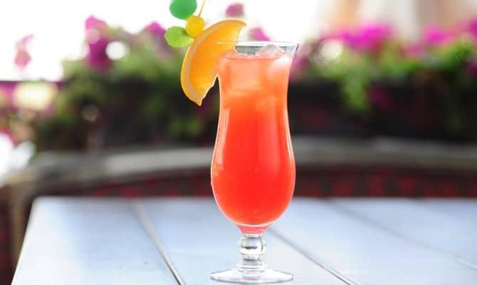 Тропический коктейль Май Тай