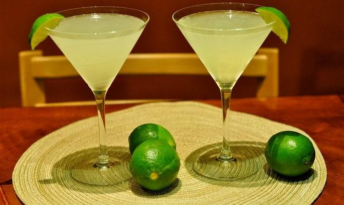 Вкусный коктейль Камикадзе