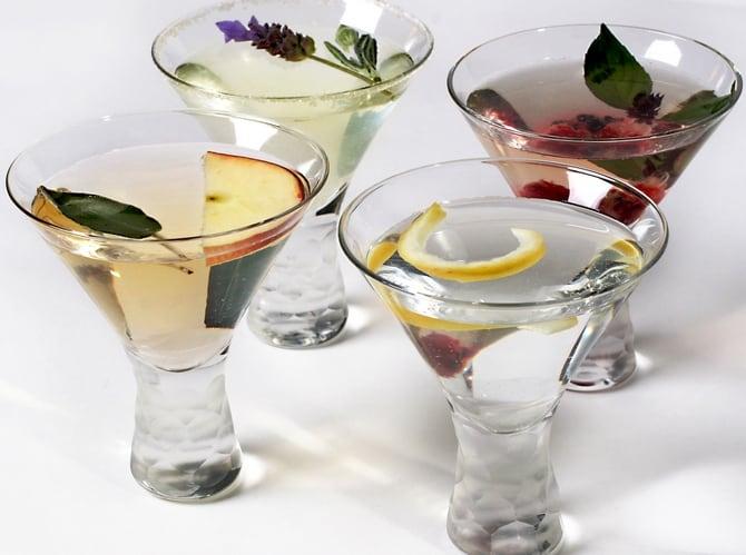 Вкусные коктейли с водкой