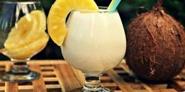 Коктейль Пина Колада – экзотический напиток для взрослых и детей