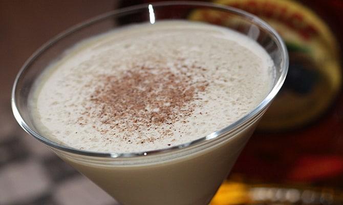 Напиток «Коарнадо» на основе коньяка и сливок