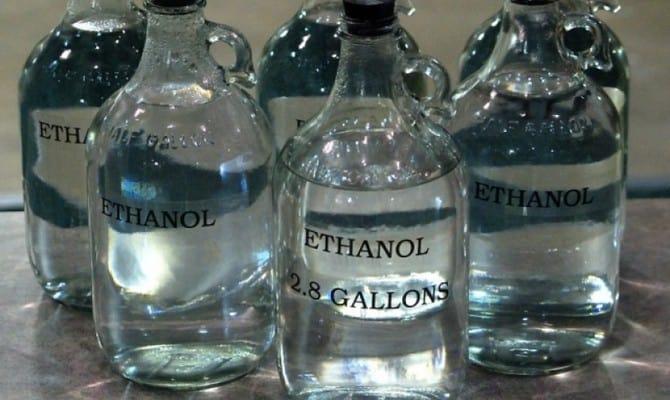 Виды спирта для изготовления водки