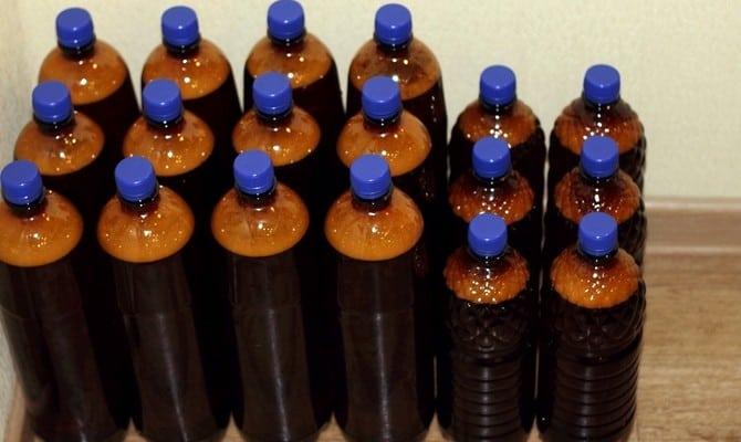 Правила хранения пива в бутыдках