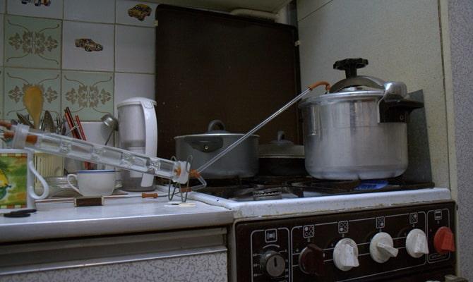 Изготовление дистиллятора для самогона своими руками
