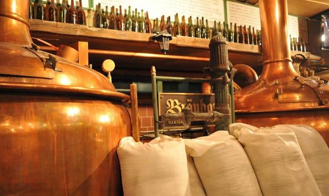 Пивоварение в Чехии