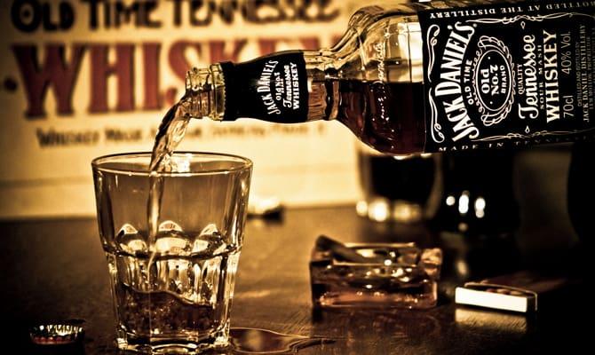 Американский виски «Джек Дэниэлс»