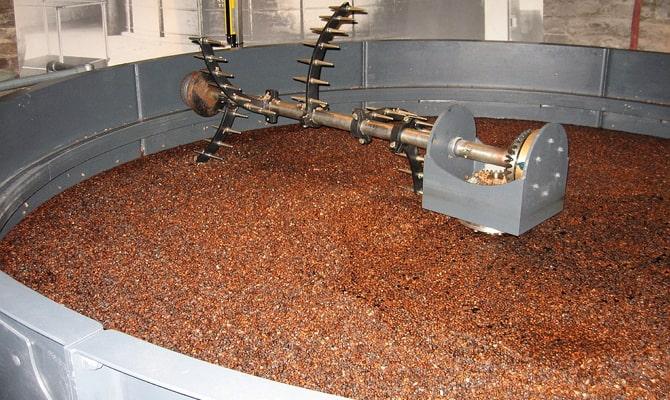 Зерновое сырье для производства крепкого алкоголя