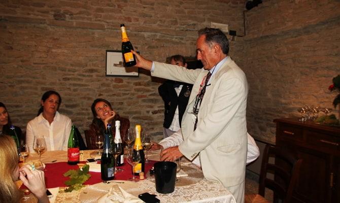 Винокурня семьи Чинзано