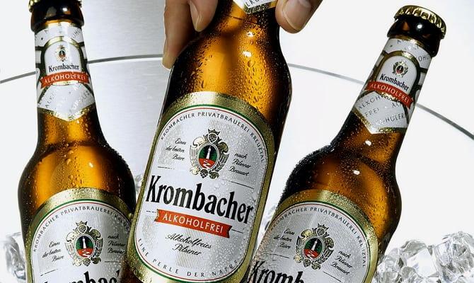 Безалкогольный пивной напиток