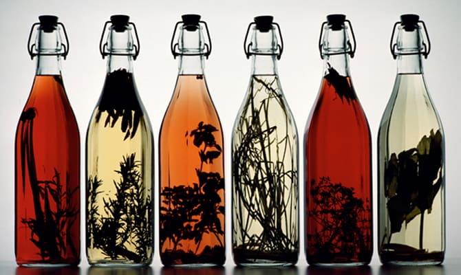 Общие свойства спиртовых настоек